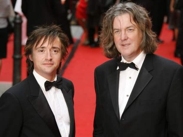 Ричард Хаммонд и Джеймс Мэй собираются покинуть Top Gear