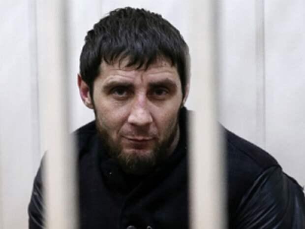Заур Дадаев - предполагаемый исполнитель убийства Бориса Немцова