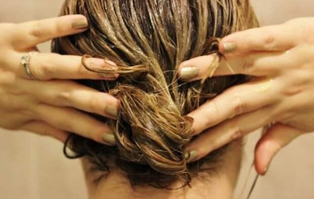 Маска для сумасшедшего роста волос