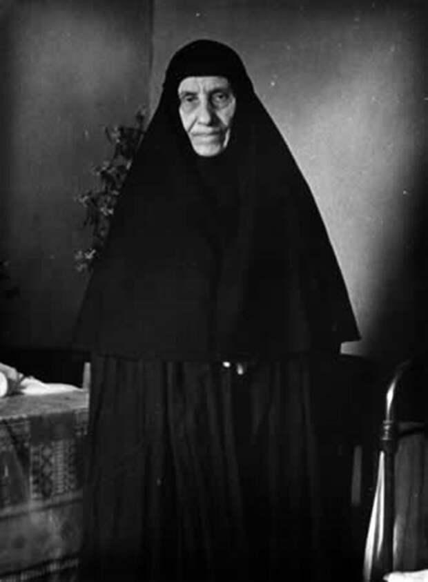 фото схимонахиня серафима новые симоновцы