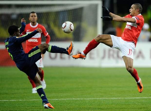 10 лет назад «Спартак» разгромил «Аякс» со счетом 3:0. Как это было