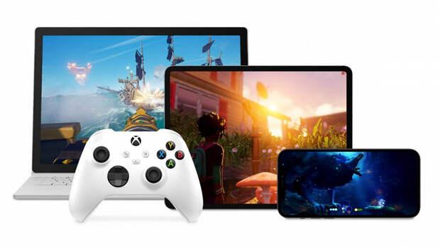 На iPhone, iPad и ПК теперь доступны игры с консолей Xbox