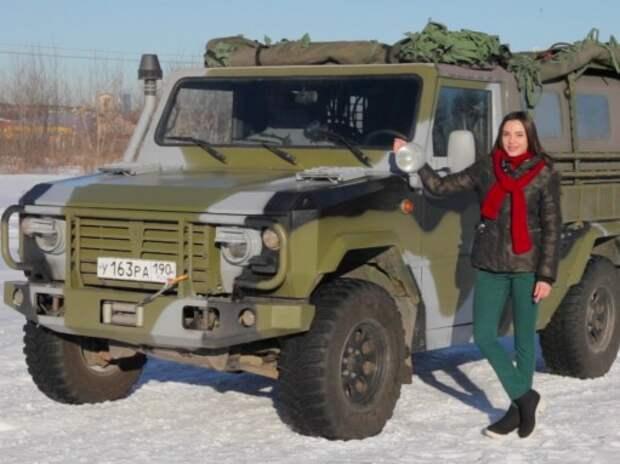 Ко Дню защитника Отечества: новый штурмовик «Скорпион 2М»