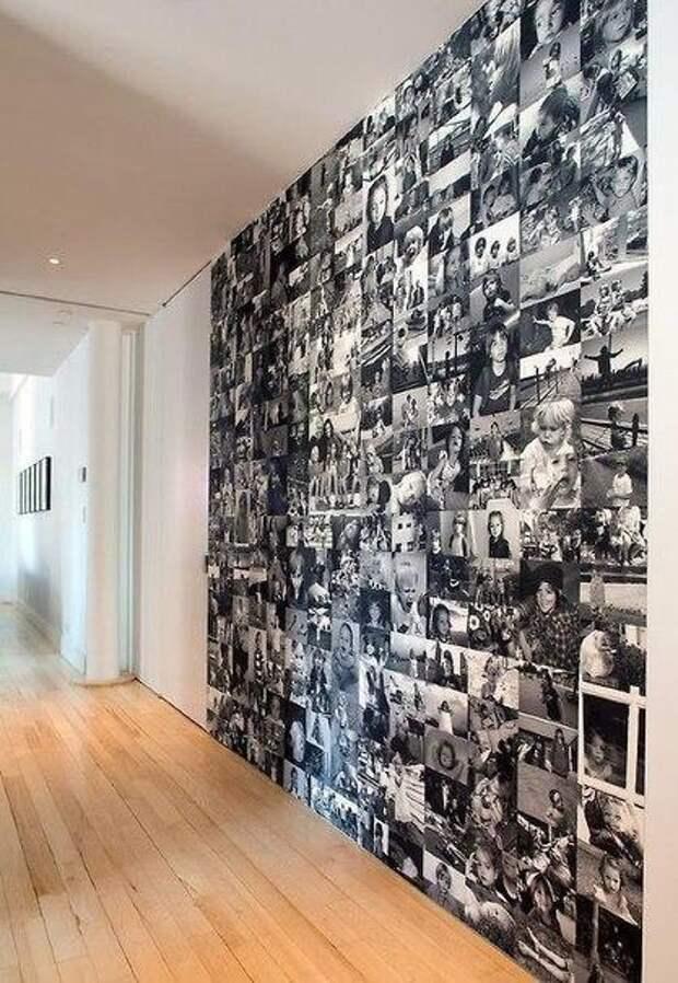 Фото стена