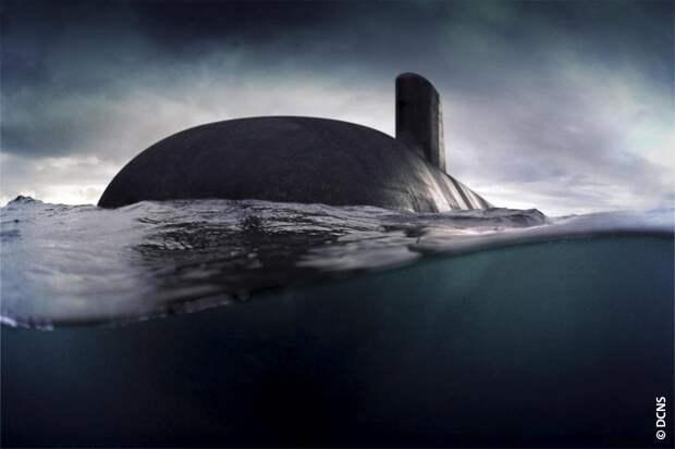 Подводная лодка Shortfin Barracuda Block 1A