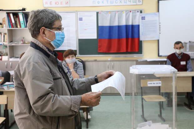 На Дальнем Востоке выборы в Госдуму прошли без существенных нарушений
