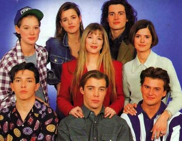 Сериалы и фильмы 90-х: вспоминаем, что показывали по ОРТ в 1995 году