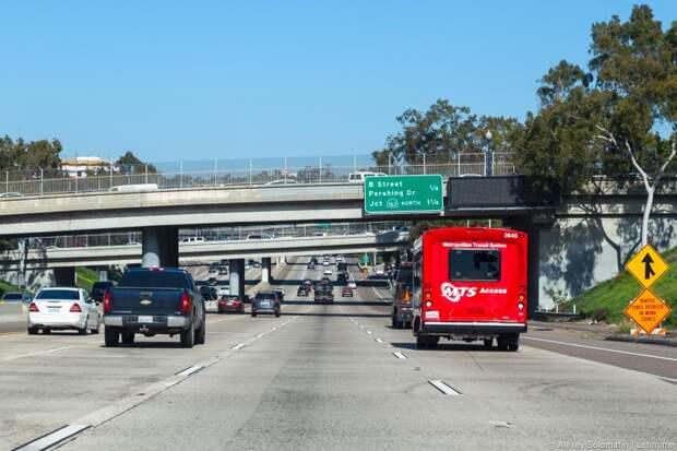 Сан-Диего. Калифорния