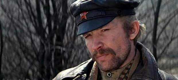 Владимир Борисов в фильме «Хлеб, золото, наган» (1980)
