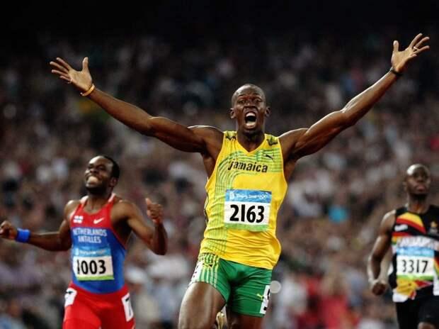 Самые крутые спортсмены мира