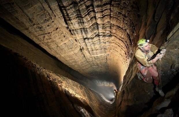 Самая глубокая в мире пещера (17)