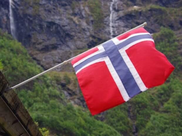 В Норвегии заметно сократилась добыча углеводородов