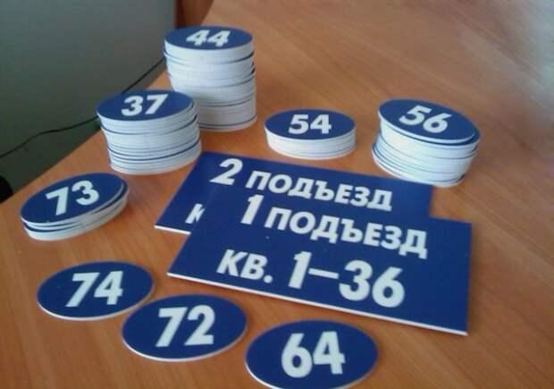 Цифры на дверь квартиры: какие лучше выбрать и как установить самостоятельно (58 фото)