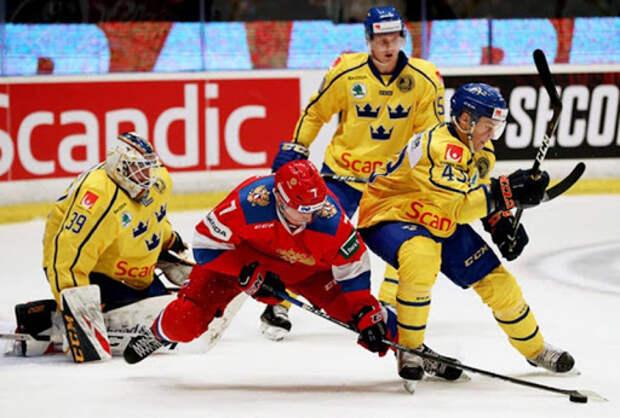 Лидер сборной Швеции назвал грязной игру российских хоккеистов. Нападающий российской молодежки ответил