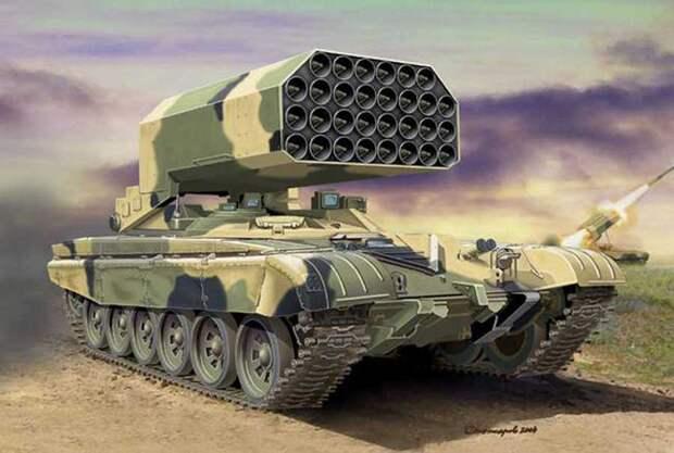 ВС РФ получат новый огнемет: в чем его ключевые особенности