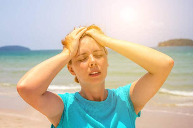 6 стадий тепловой травмы: от отека до теплового удара