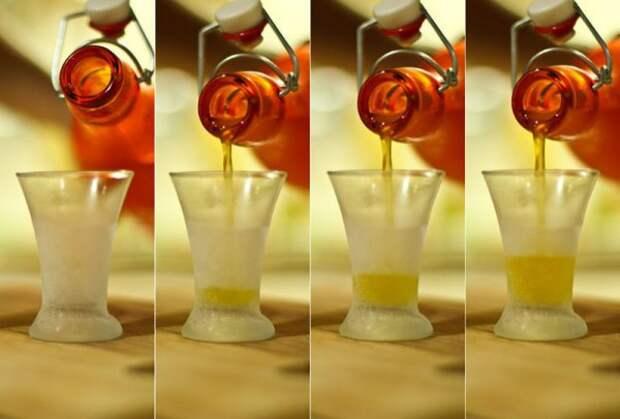 Апельсиновая водка – настойка на цедре и мякоти апельсина