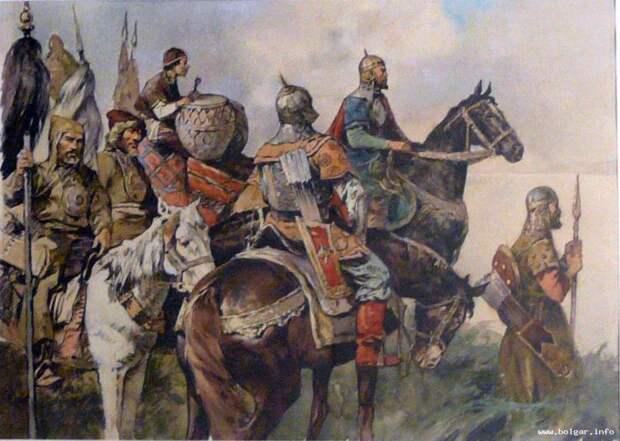 Правдивая история булгарского народа