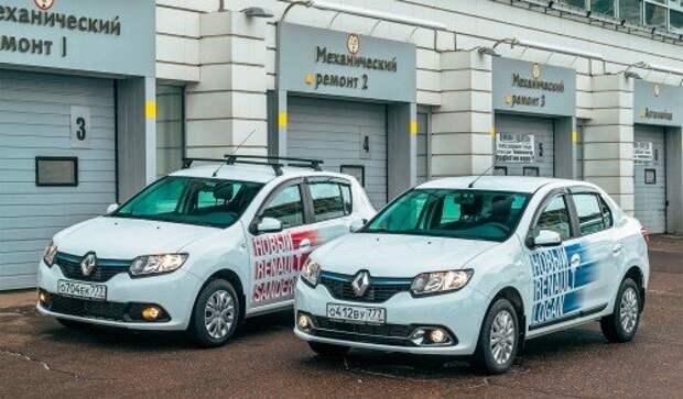 Обслуживаем Renault Logan и Sandero II: просто и красиво