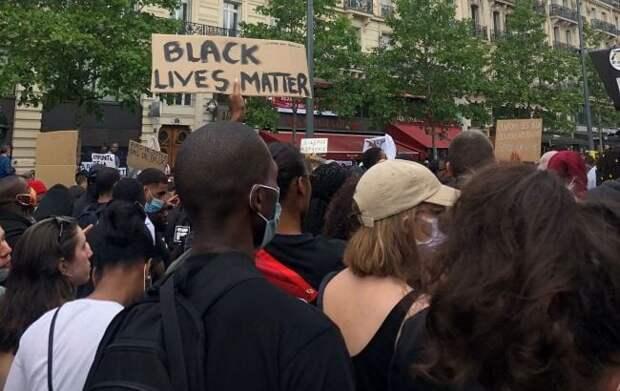 Протесты против расизма во Франции переросли в столкновения - Cursorinfo: главные новости Израиля