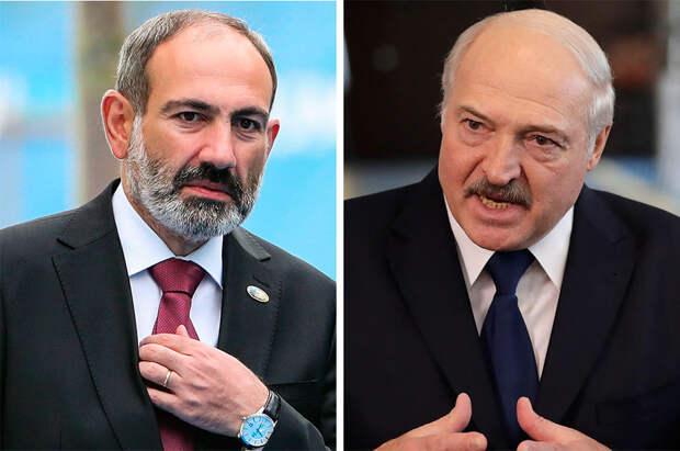 Чем Пашинян отличается от Лукашенко