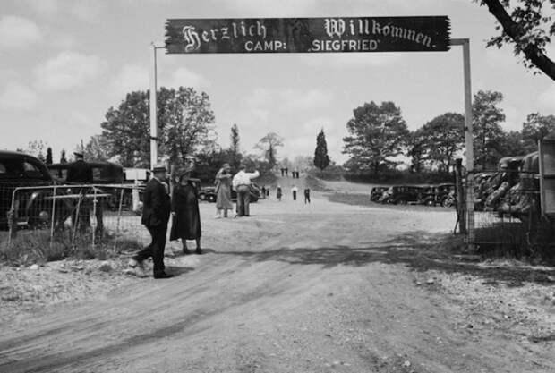 Нацистский лагерь в Нью-Йорке