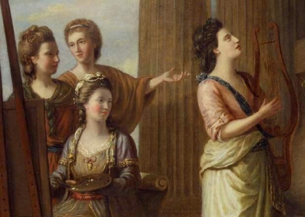 Кто такие синие чулки, и Как девушки нелегкого поведения отстаивали свое право на интеллектуальное развитие