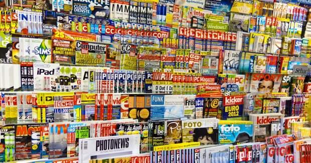 Продажи газет и журналов на Wildberries и Ozon выросли на тысячи процентов