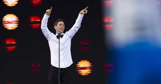 Поп-певец ЮрКисс получил орден за Крым и поделился впечатлениями