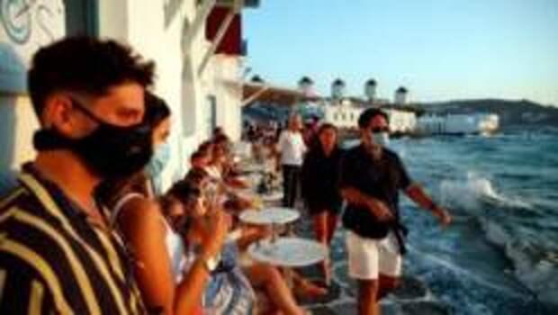 Греция сохранит ограничения на въезд россиян в страну
