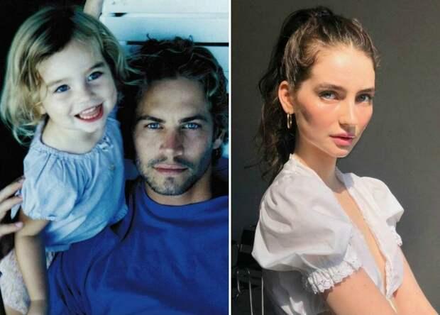 Какая красавица! Вот как выглядит сейчас дочь покойного Пола Уокера