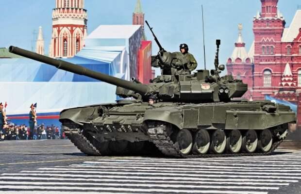 Танк Т-90 является  предшественником Т-14. Он был разработан УВЗ на базе танка Т-72 «Тагил» и принят на вооружение в начале 90-х