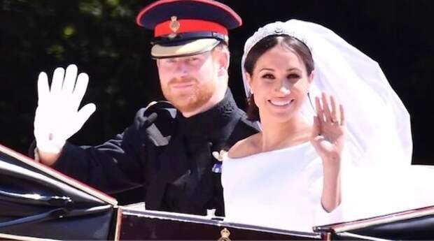 """Меган и Гарри снова женятся? Все должно быть по """"американским"""" и """"не напыщенным"""""""