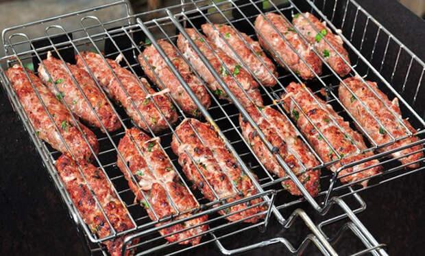 Люля кебаб из баранины: рецепты приготовления на костре и на сковороде