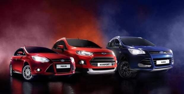 Владельцы Opel и Chevrolet стали менять автомобили на продукцию Ford