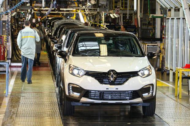 Renault Kaptur: поехали!