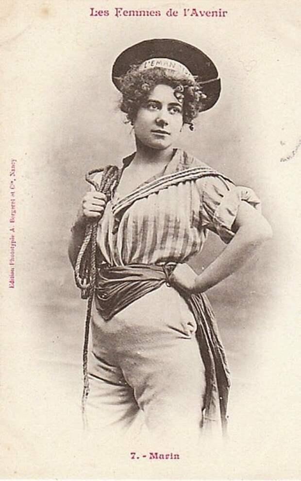Морячка женщины, прогресс, профессии, феминизм