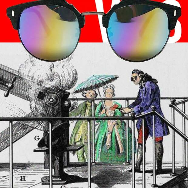 5 историй об очках: от эскимосов до кинозвезд