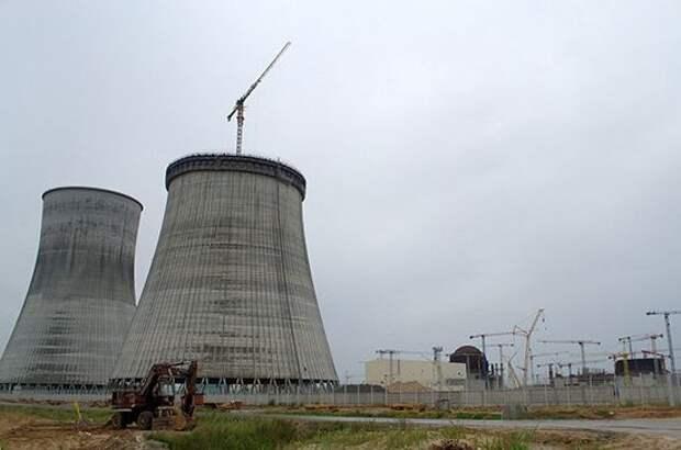 Литва просит у США помощи в борьбе с Белорусской АЭС