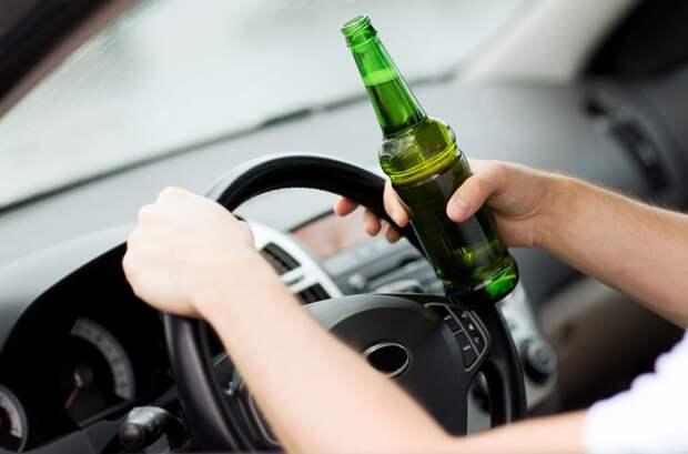 С 1 июля пьяного россиянина за рулём ожидает уголовное преследование