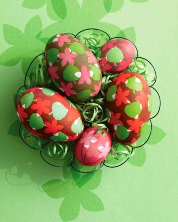 И еще 10 идей как украсить яйца на Пасху (11)