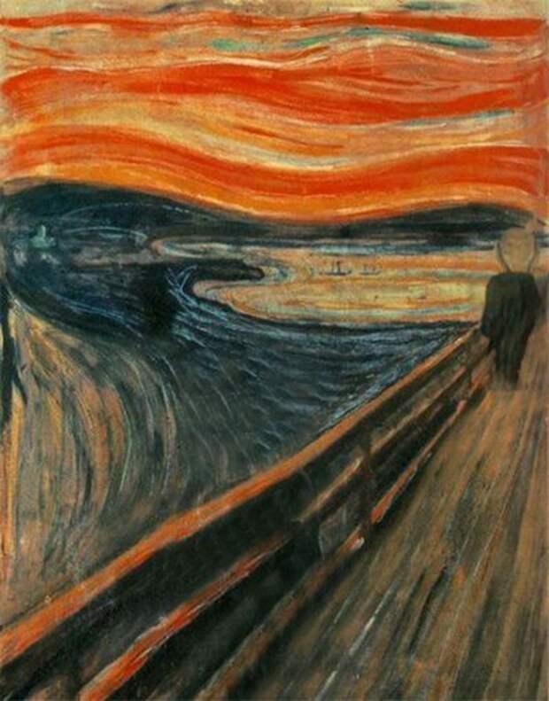 11 шедевров живописи с другого ракурса