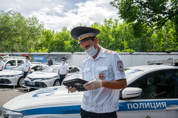Трёх блогеров-лихачей задержали в Москве