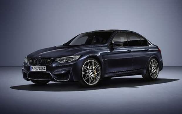 BMW M3 отпразднует 30-летний юбилей с «лишними» дверьми