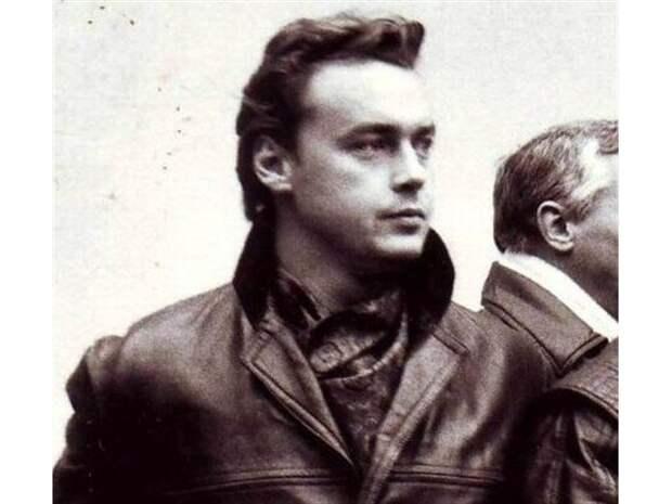 Царственный красавец советского кино Дмитрий Золотухин