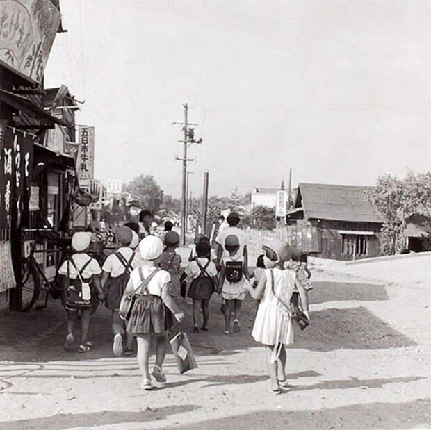 Как выглядела Хиросима в 1958 году