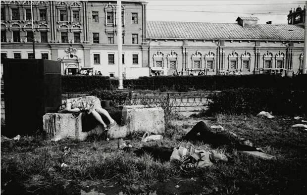 Правда жизни: Москва бездомная