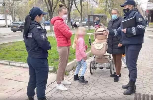 Столичная полиция обратилась к родителям с рекомендациями по безопасности детей