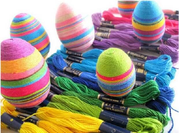 Как украсить яйца на Пасху, чтобы было «не как у всех» - 28 идей - 3