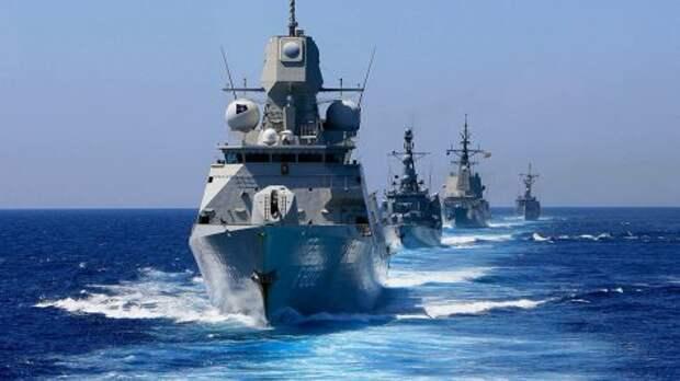 США передумали соваться в Чёрное море